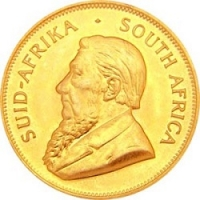 Krugerrand Journal De Lor